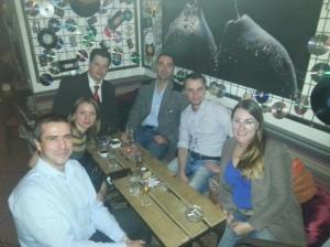 Ракия бар в Белграде